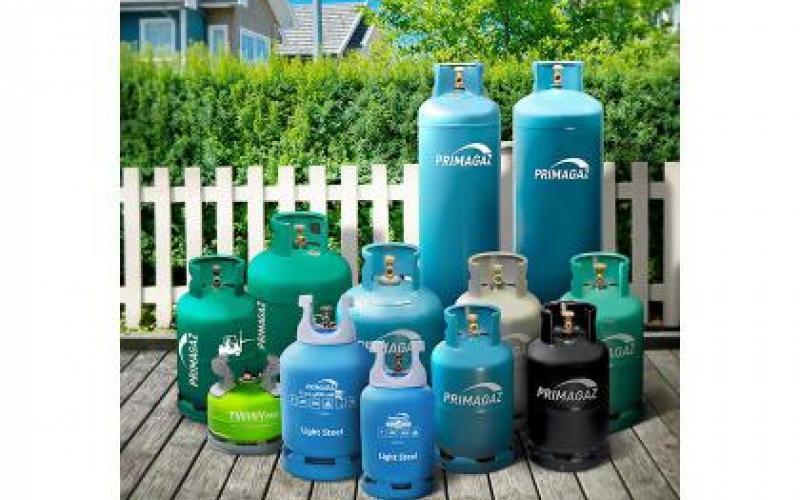Blauwe Gasfles Primagaz.Primagaz Campingaz En Benegas Gasflessen
